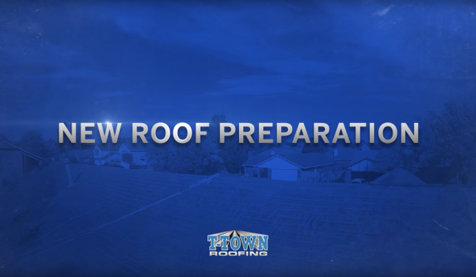 New Roof Preparation